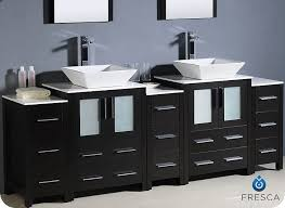 84 Inch Double Sink Bathroom Vanity by 152 Best Double Modern Bathroom Vanities Images On Pinterest