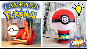 easy crafts to give away pokemon lamp easy crafts for kids at