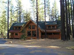building a log home from start to finish with our system built log