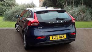 volvo v40 se lux used vehicle by m r king u0026 sons limited