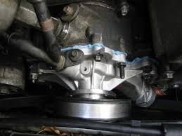 installing a new water pump on a u002795 ford taurus 10 steps