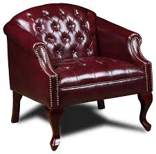 Really Cool Chairs Boss Br99801 By Classic Traditional Button Tufted Club Chair