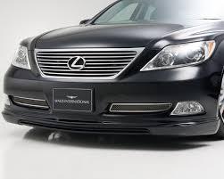 09 lexus ls460 wald international executive aerodynamic kit lexus ls460