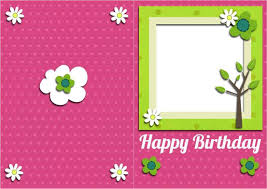 free printable birthday cards for best friends template