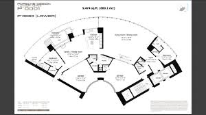 Trump Tower Floor Plans by Porsche Design Tower Sunny Isles Beach Condo One Sotheby U0027s