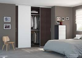 chambre avec placard placard avec aménagements et portes centimetre com côté maison