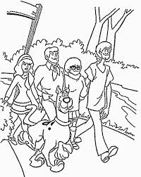 scooby doo printable coloring pages scooby doo coloring pages coloring pages for kids printable pages