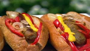 midwestern style beer brats recipes food network uk