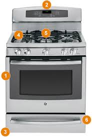 Cooktop Electric Ranges Ge Appliances Model And Serial Number Locator Gas U0026 Electric Ranges