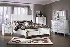 Ashley Signature Bedroom Furniture Amazon Com Signature Design By Ashley Prentice Bedroom Set With