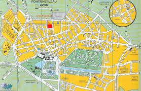 Fontainebleau Floor Plan Viaggi Vini E Cucine Fontainebleau Palace