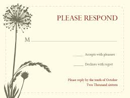 wedding invitations rsvp wording wedding invitation replies paperinvite