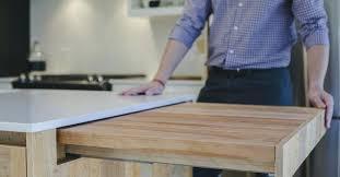 plan de travail escamotable cuisine rallonge plan de travail cuisine plan de travail escamotable cuisine