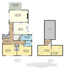 Chalet Bungalow Floor Plans Uk 4 Bedroom Detached Bungalow For Sale In St Marys Close Chard