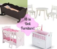 Baby Doll High Chair Set Amazon Kidkraft Doll High Chair Only 19 U2013 Fits American Dolls