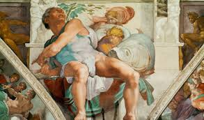 how did a tarpon get on michelangelo u0027s sistine chapel and how has