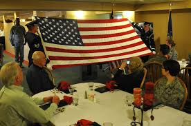 Flag Folding Ceremony Rescue Group Airmen Honors Tuskegee Airman U003e 10th Air Force
