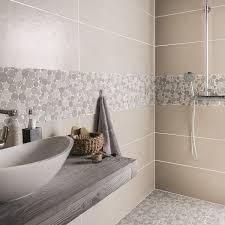 faience cuisine beige carrelage sol et mur greige l 30 x l 120 cm leroy merlin