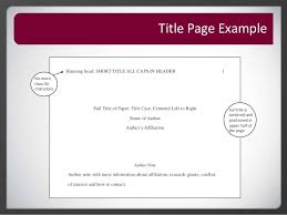 Cover Page For Resume Template Perrla For Apa Apa Cover Page Template Create An Apa Cover Page