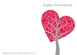 valentines cards valentines day card template s card templates