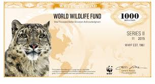 earth bond from world wildlife fund