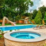 Images Of Backyards Backyards With Pools Wonderful With Image Of Backyards With