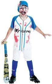 Softball Halloween Costumes Office Zombie Costume Halloween Costumes Women