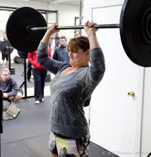 crossfit oakland the shoulder press and bench press