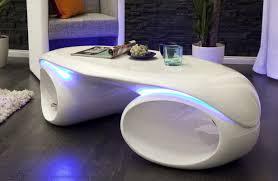 Wohnzimmertisch Led Beleuchtung Couchtisch Mit Beleuchtung Nett Couchtisch Dagon 80 Cm Weiss