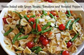 pasta salad recipe easy easy pasta salad recipes pasta salad with green beans tomatoes