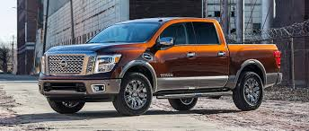 nissan truck 2016 nissan introduces the light duty titan pickup truck consumer reports