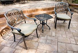 stamped concrete patio houston