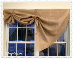 Burlap Looking Curtains Best 25 Burlap Valance Ideas On Pinterest Burlap Curtains