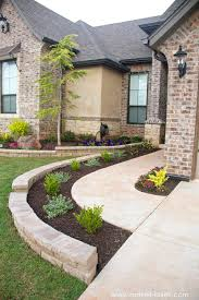 how to landscape u0026 hardscape a front yard from our experience
