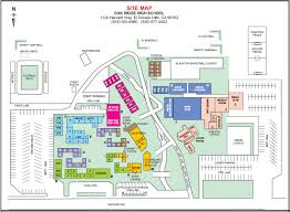 Map Directions Map Directions Oak Ridge High