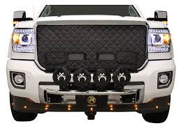 led lights for pickup trucks recon led air dam lights realtruck