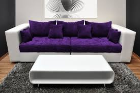 Purple Living Room Furniture Purple Futon Capricornradio Homescapricornradio Homes