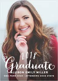 graduation announcment 2018 graduation announcements invitations for high school and