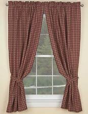 Country Plaid Curtains Awesome Red Plaid Curtains Pictures Interior Design Ideas
