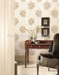 flower wallpaper for home natural texture interior wallpaper