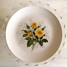 vintage china pattern the yellow roses on this vintage china pattern southern