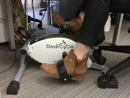 under desk foot exerciser pros and cons of using a desk cycle insider