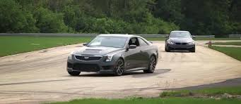 lexus rcf vs bmw m3 2015 bmw m4 compared to cadillac ats v and lexus rc f on the track