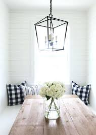 kitchen and dining room lighting over dining table lighting farmhouse kitchen nook kitchen table