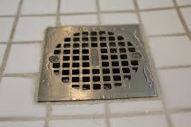 bathroom creative smelly drain in bathroom floor artistic color