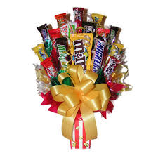 popcorn gift baskets popcorn candy bouquet for students free ship