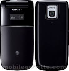sharp gx33 mobile gazette mobile phone