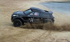land rover lr3 off road excite rallye raid team takes delivery of evoque desert warrior 3