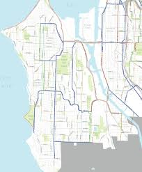 Seattle Maps by Interbay Seattle Map Wire Get Free Images About World Maps