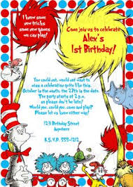dr seuss birthday invitations dr seuss sam i am polka invitations and by thatssocuteetsyshop